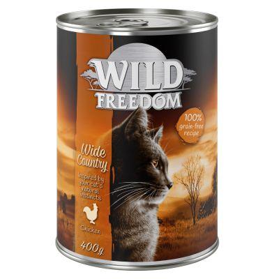 Gemischtes Probierpaket: Wild Freedom Adult