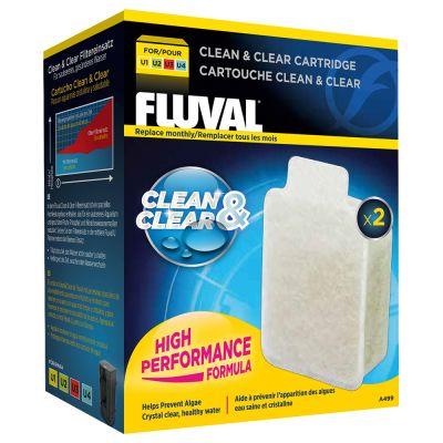 Fluval U Clean & Clear -suodatinpatruuna - U-suodattimeen, 1 patruuna