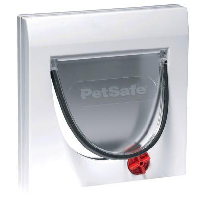 Staywell® 917 Classic by PetSafe -kissanluukku - valkoinen kissanluukku