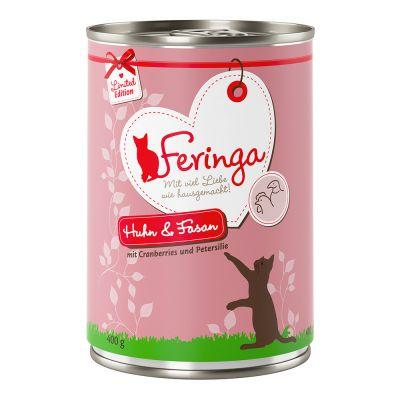 Feringa Limitierte Edition: Huhn & Fasan
