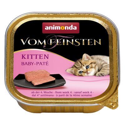 Animonda vom Feinsten Baby Paté 6 x 100 g