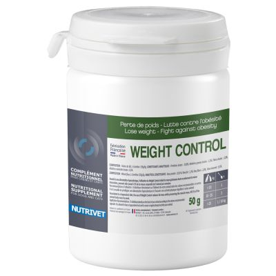 Nutrivet Weight Control - 2 x 50 g