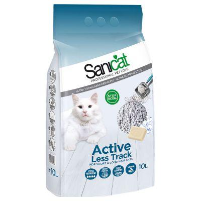 Sanicat Active Less Track - 10 l