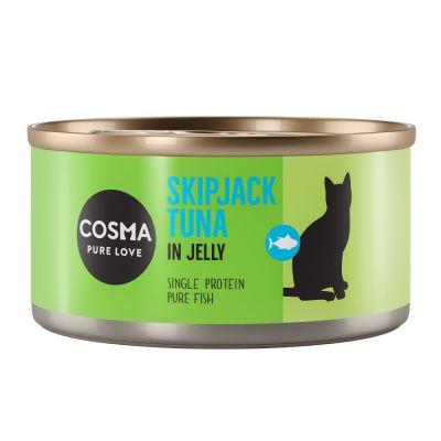 Levně Cosma Original v želé 6 x 170 g - tichomořský tuňák v želé