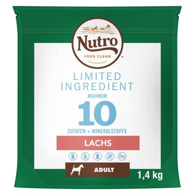 Nutro Limited Ingredient Adult Salmon - 2 x 11,5 kg