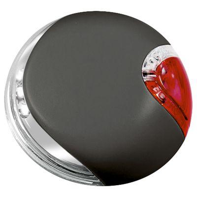 flexi LED Lighting System – Ø 7 cm, musta
