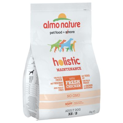 Almo Nature Holistic Small Dog – Adult Chicken & Rice – 2 kg
