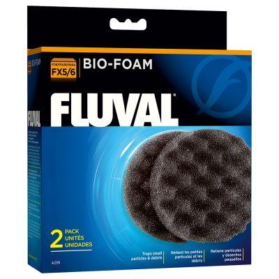 Fluval FX Bio Foam -suodatinsieni - 1 pakkaus (sis. 2 kpl suodatinsieniä)