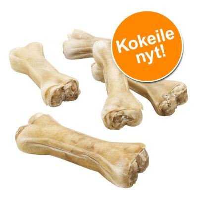 Kokeilupakkaus: Barkoo-täytepuruluut - keskikokoisille koirille, 18 kpl (1,8 kg)