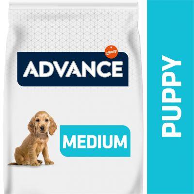 Advance Puppy Medium pollo y arroz - 2 x 12 kg - Pack Ahorro