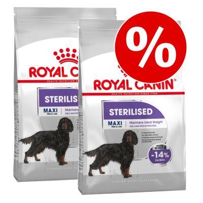 Pack Ahorro: Royal Canin Care Nutrition - Medium Adult Sterilised (2 x 10 kg)