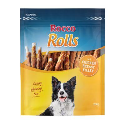 Rocco Rolls Kaurollen mit Hühnerfleisch