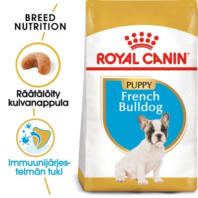 Royal Canin Breed French Bulldog Puppy - 3 kg