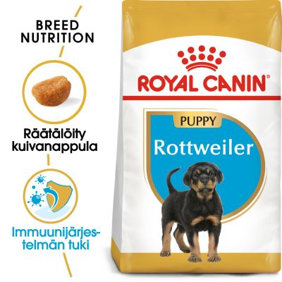 Royal Canin Breed Rottweiler Puppy - 12 kg
