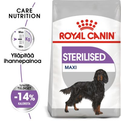 Royal Canin CCN Sterilised Maxi - 9 kg