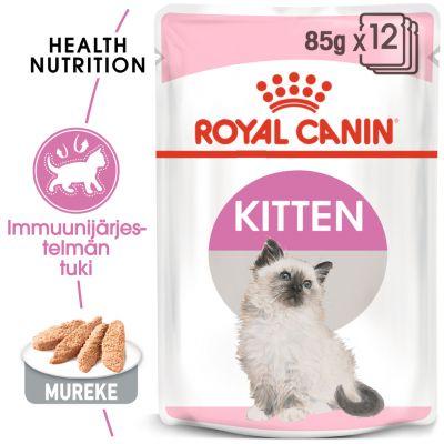 Royal Canin Kitten Mousse - 12 x 85g