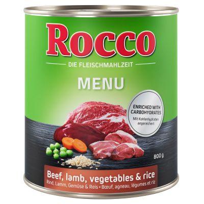 Multipack Rocco Menü 12 x 800 g