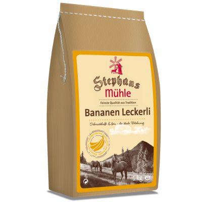 Stephans Mhle Banan hästgodis – 1 kg