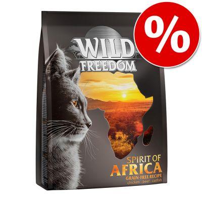 Wild Freedom -kuivaruoka 400 g kokeiluhintaan! - Spirit of America