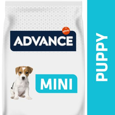 Advance Puppy Mini con pollo - 7,5 kg