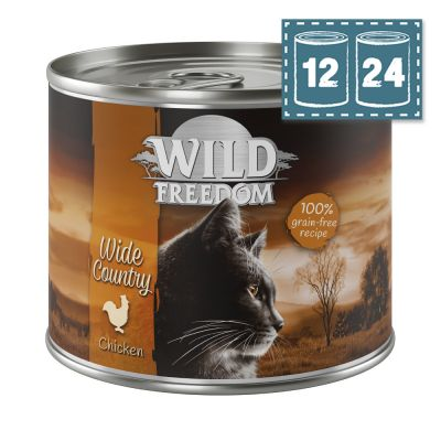 """Sparpaket Wild Freedom """"Wide Country"""" - Huhn pur"""