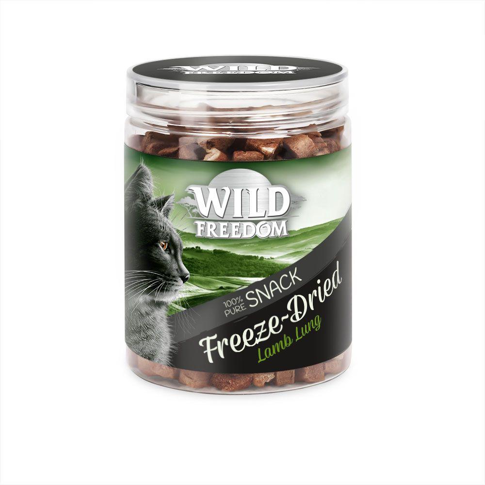 Wild Freedom Freeze-Dried Snacks Lamb Lung - Ekonomipack: 3 x 35 g