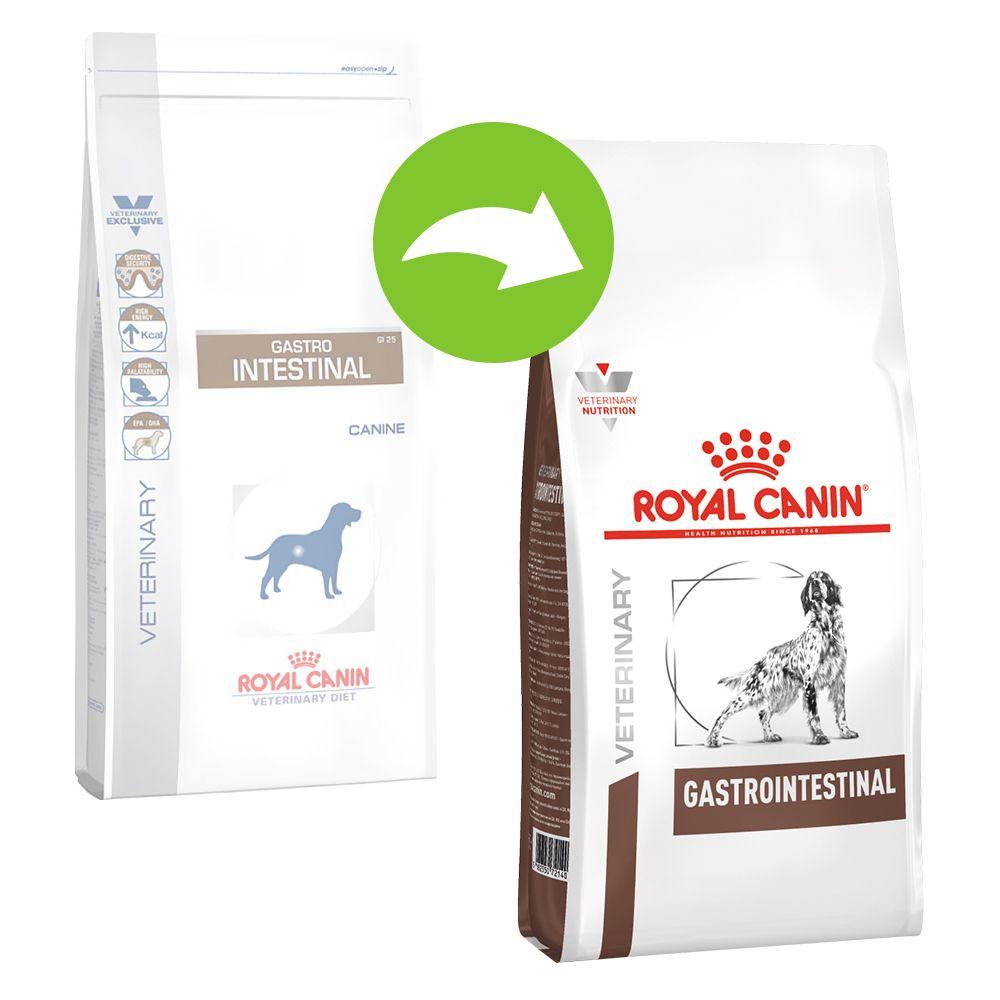 Royal Canin Veterinary Diet Canine Gastro Intestinal Ekonomipack: 2 x 15 kg