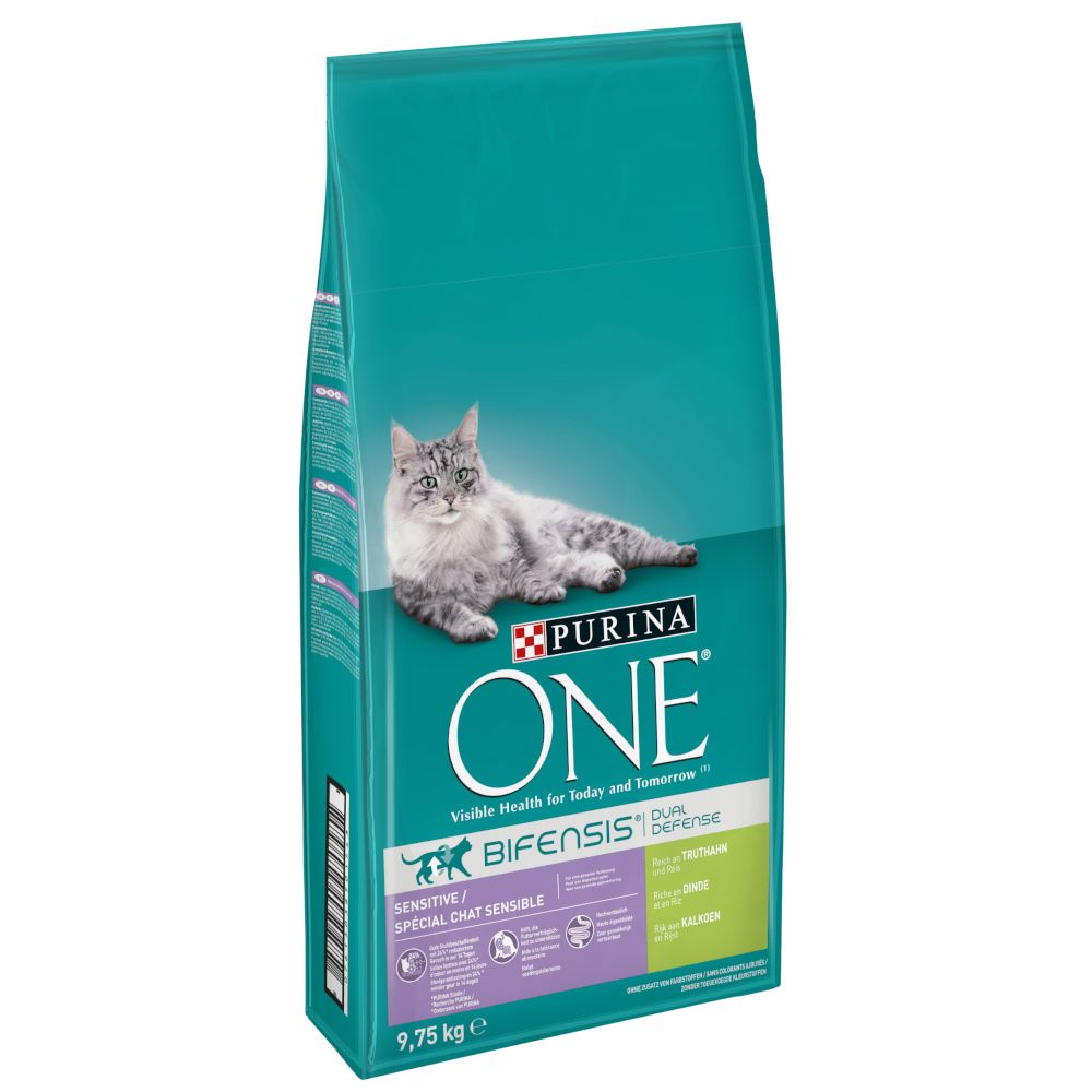 Purina ONE Sensitive 9,75 kg