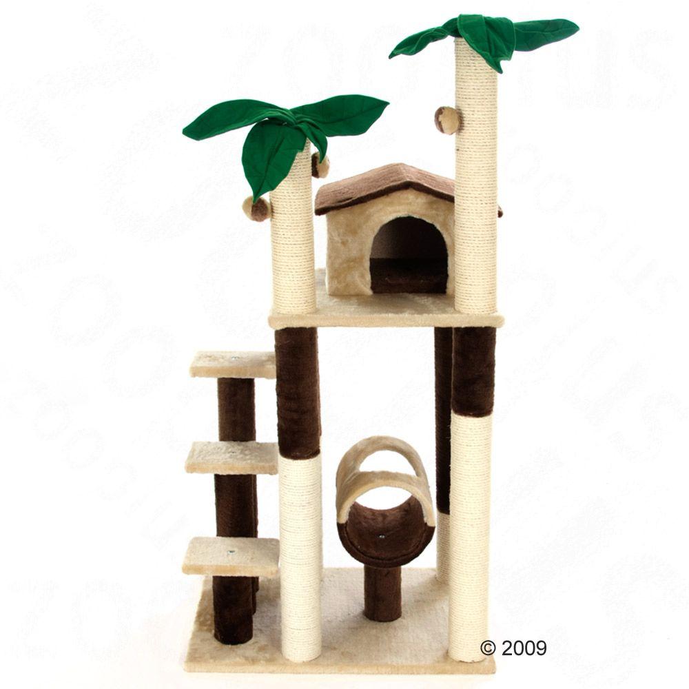 Coco Palm drapak dla kota - Dł. x szer. x wys.: 70 x 50 x 146 cm