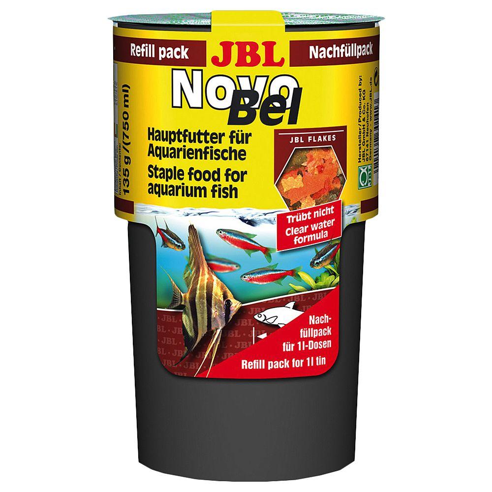JBL NovoBel Flakes Refill Pack - 750ml