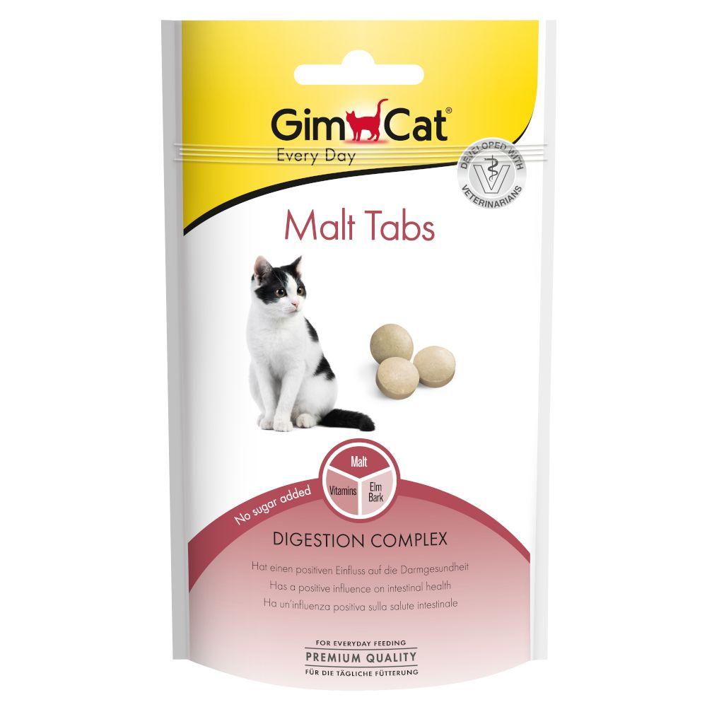 Image of GimCat Anti-Hairball Tabs - 40 g