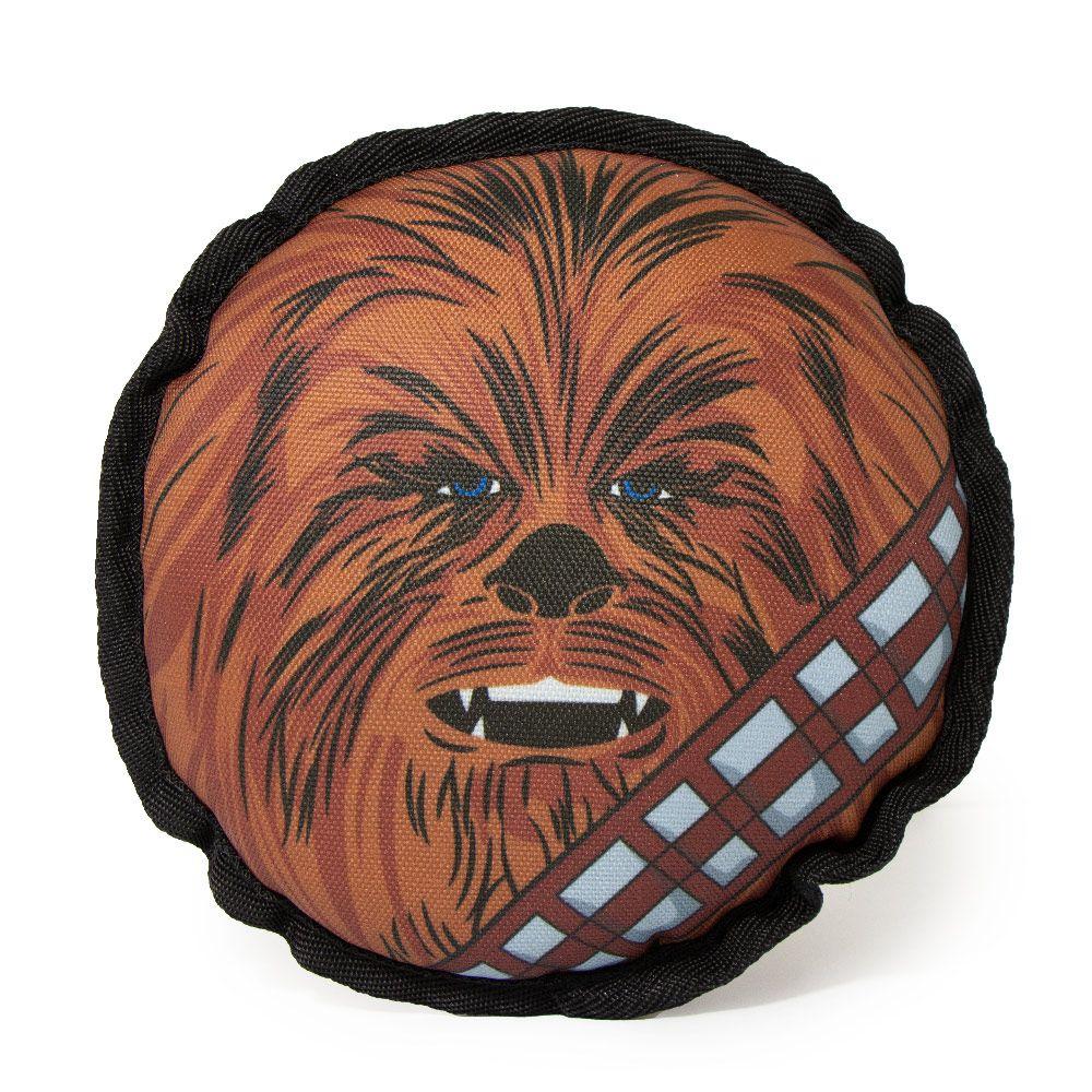 Hundespielzeug Star Wars Chewbacca - Ø 16,5 x H 7 cm