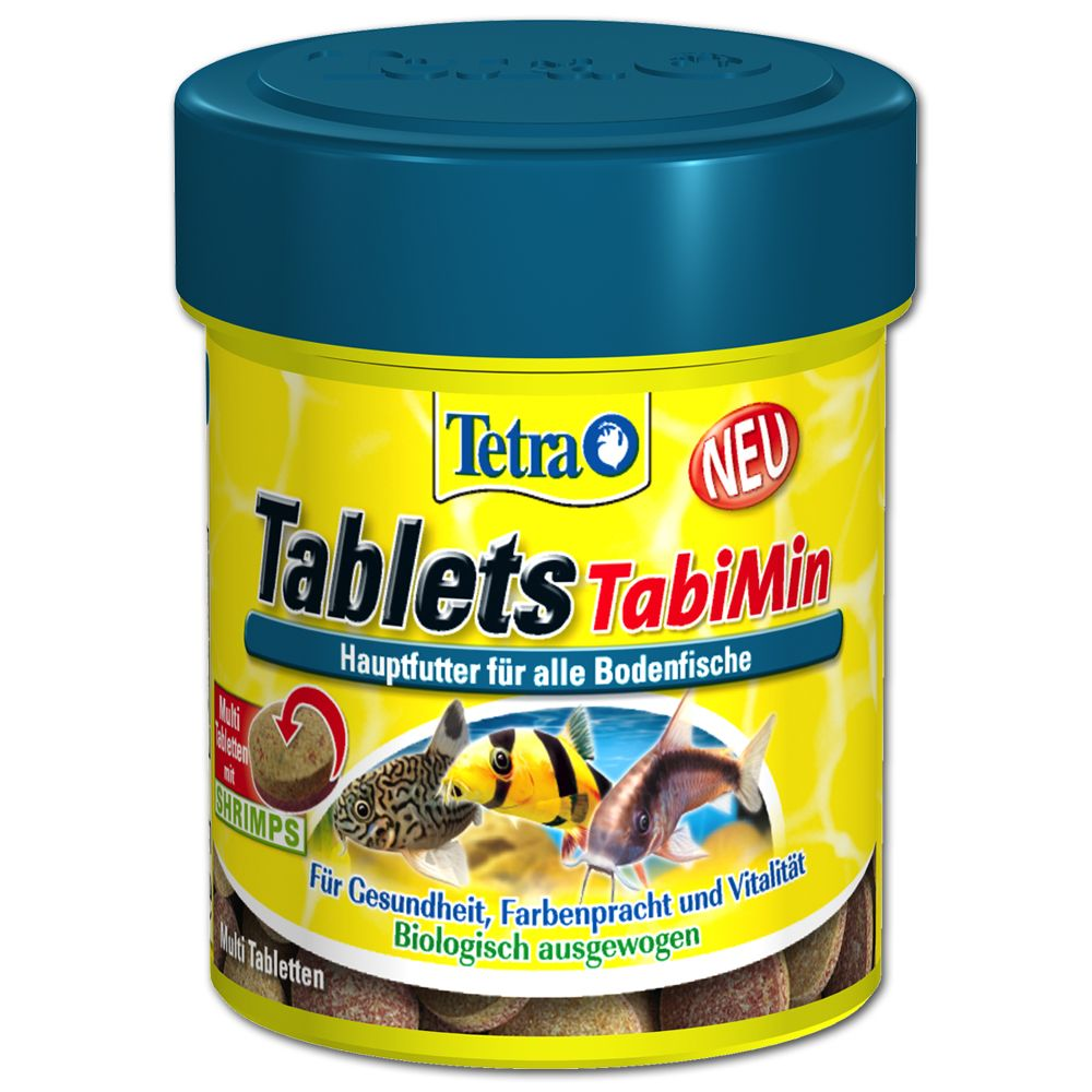 Image of Tetra Tablets TabiMin mangime in compresse - 120 compresse (36 g)