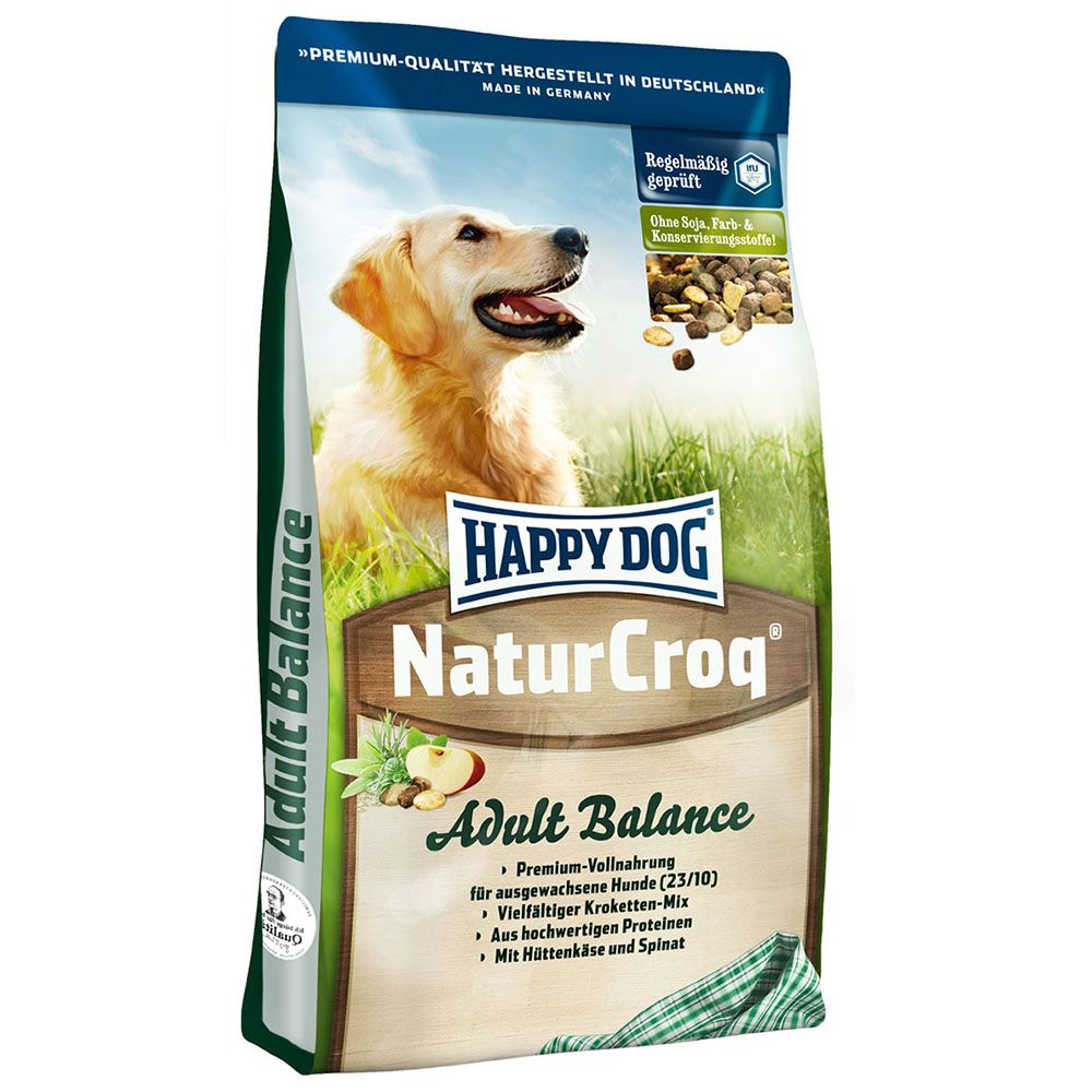 Happy Dog Natur-Croq Balance - Economy Pack: 2 x 15kg