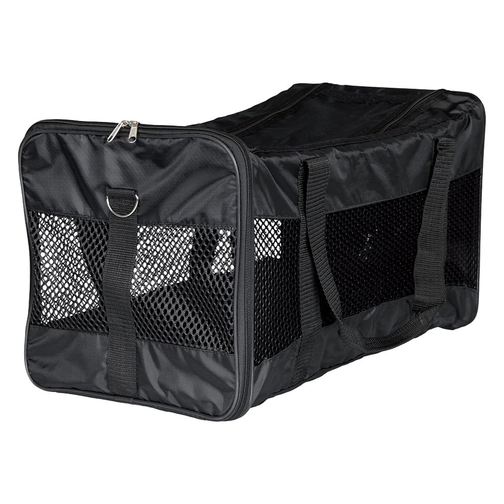 Trixie Ryan Pet Dog Carrier Black