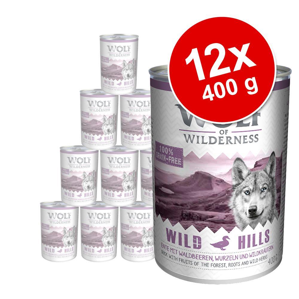 Korzystny pakiet Wolf of