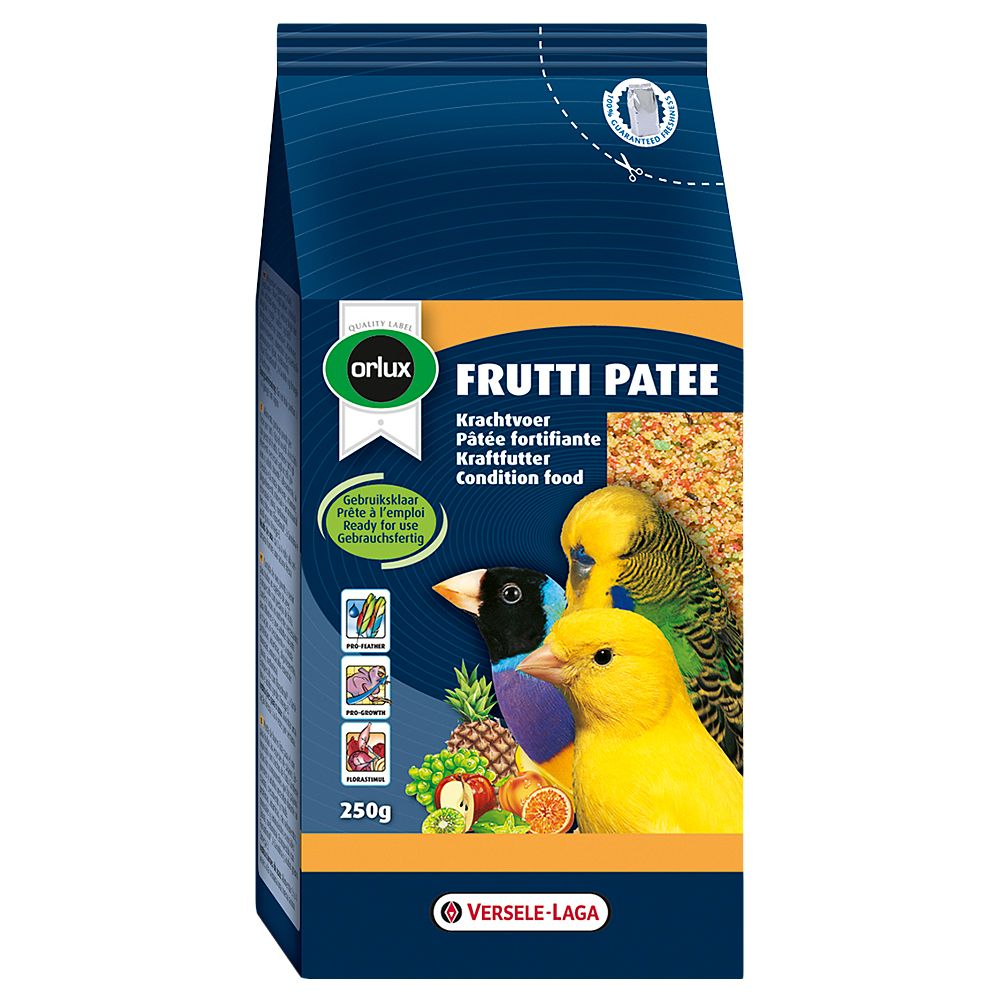 250g Orlux Fruity Patee Concentrated Feed