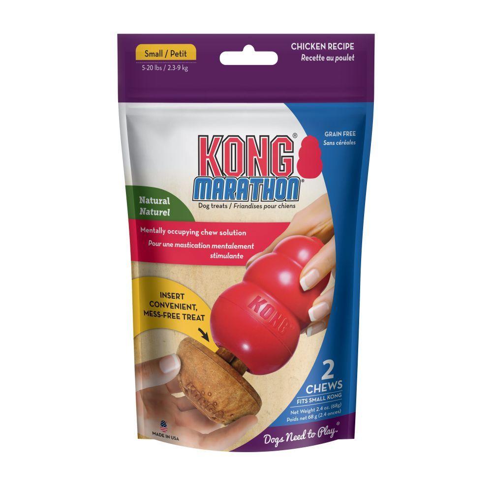 KONG Marathon® Chicken (2 Stück) - L: 190 g (95 g / Stück)