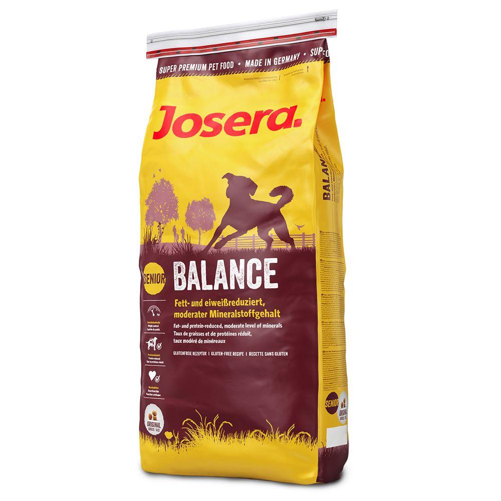 Lot Josera 2 x 15 kg pour chien - Optiness