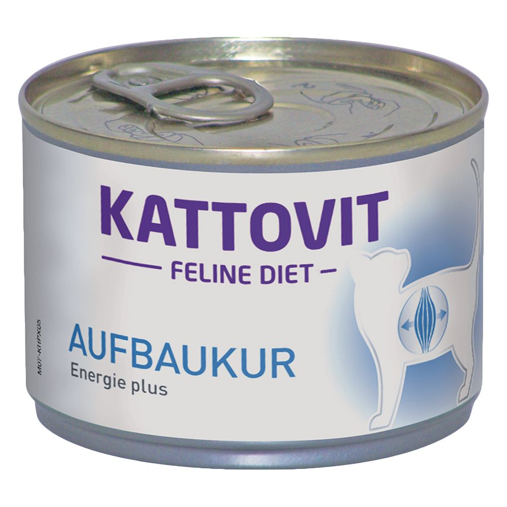 Kattovit Convalescence (Energy Plus) - 6 x 175g