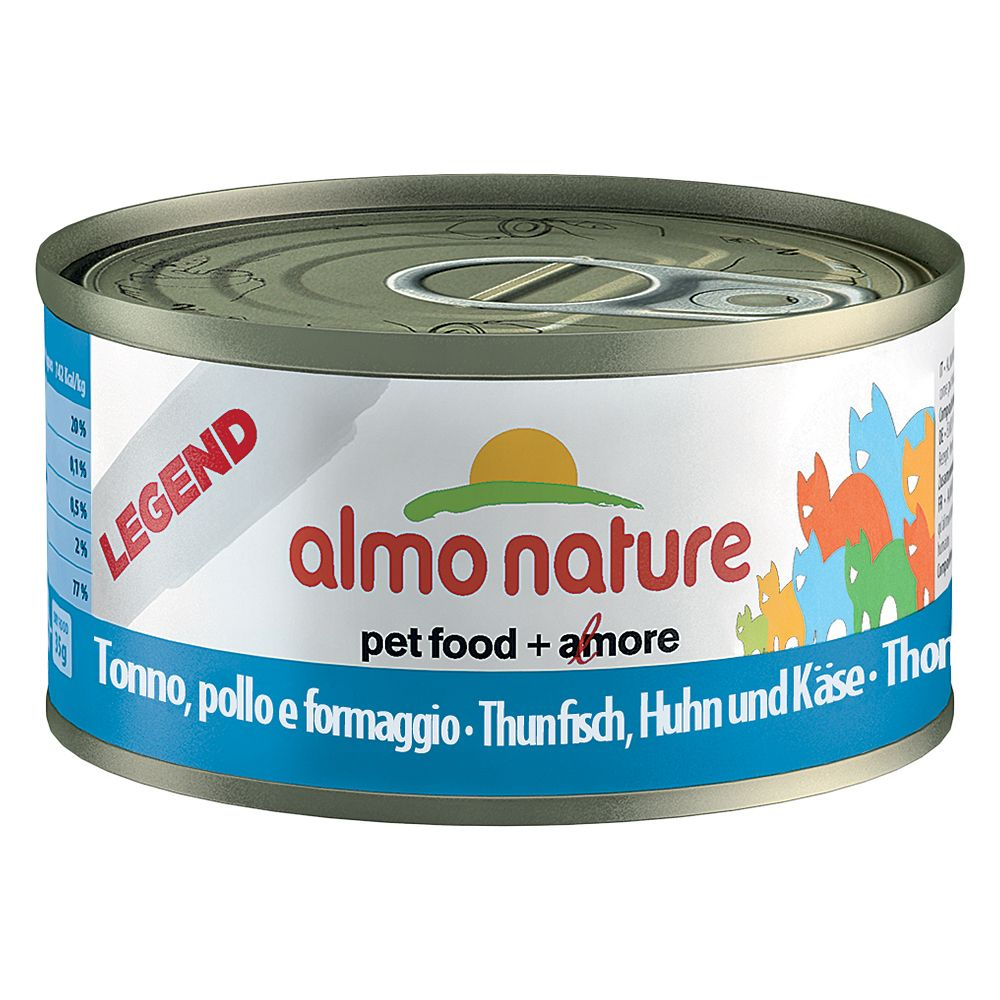 24 x 70g Almo Nature Legend Wet Cat Food