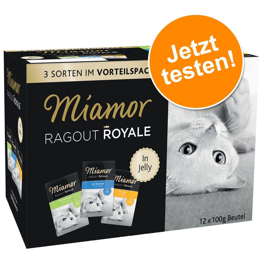 Miamor Ragout Royale - gemischtes Paket - 48 x ...