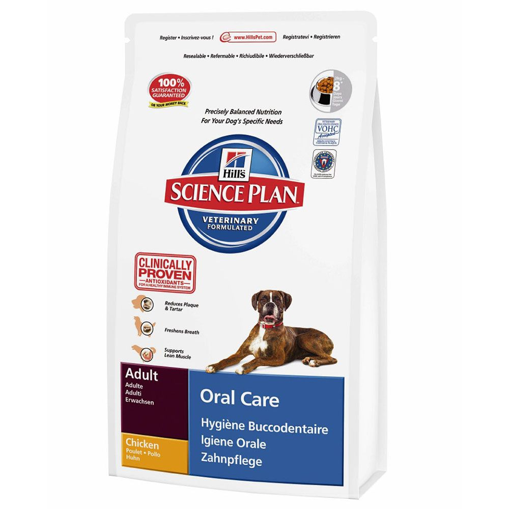 Hill's Science Plan Adult Oral Care - Chicken - 2kg