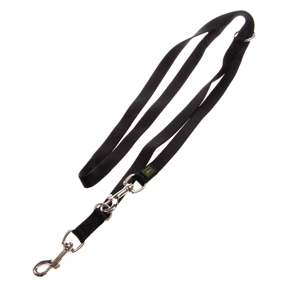 Hunter Vario Basic Dog Lead Black Size 2