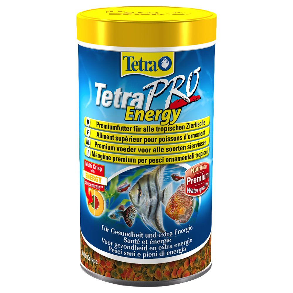 Tetra Fish Food & Snacks