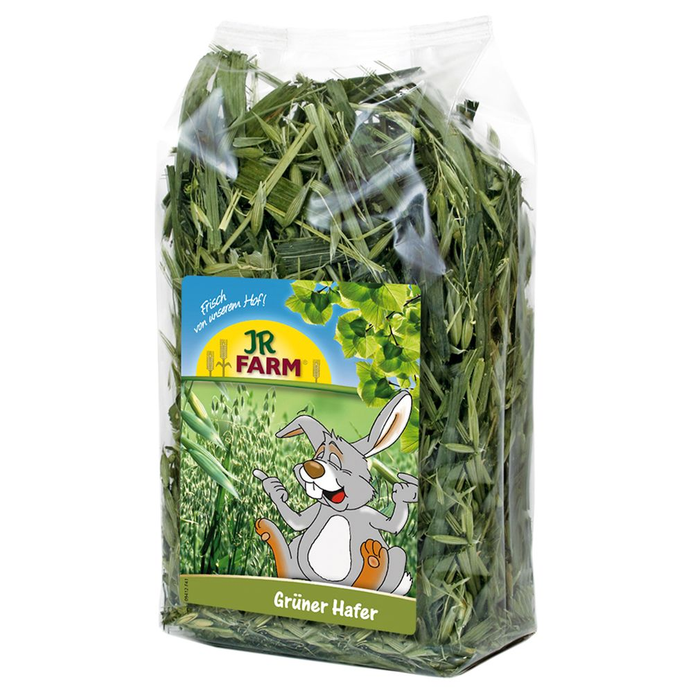 JR Farm Green Oats - Saver Pack: 2 x 500g
