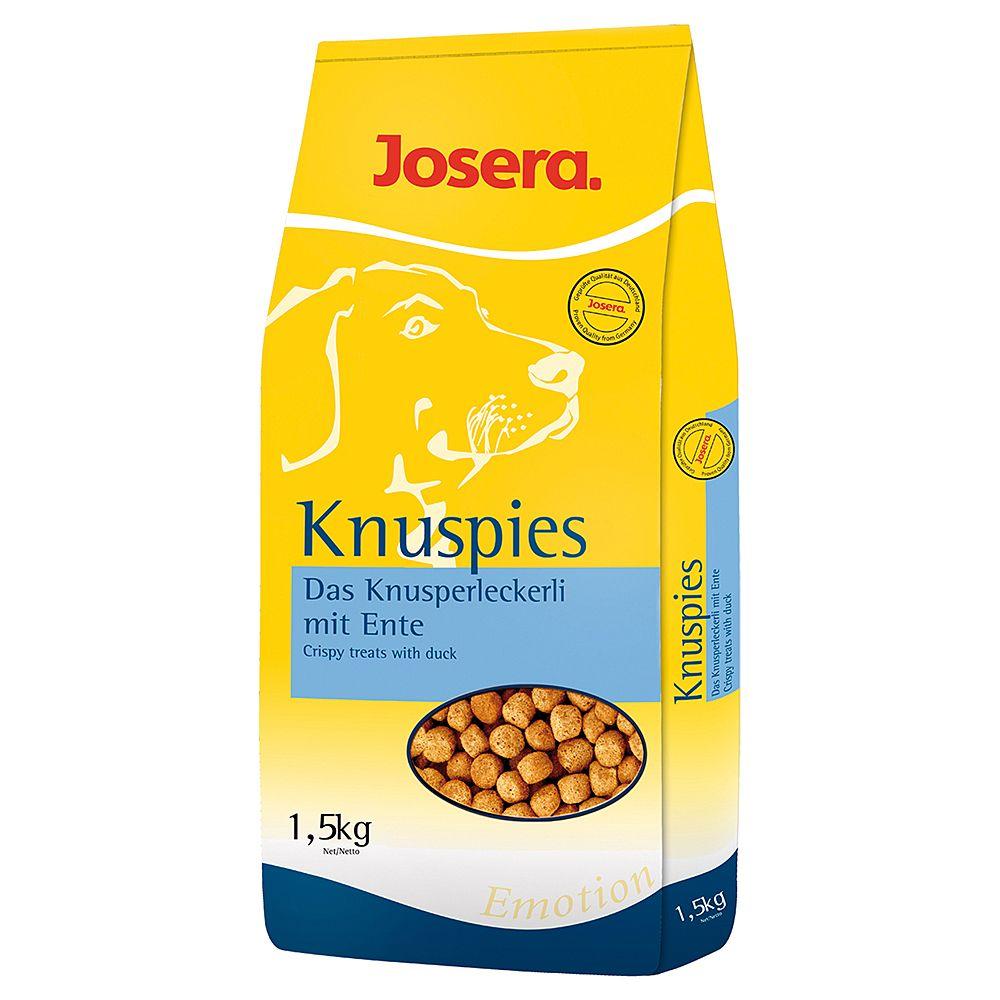 Josera Knuspies - 4 x 1,5 kg