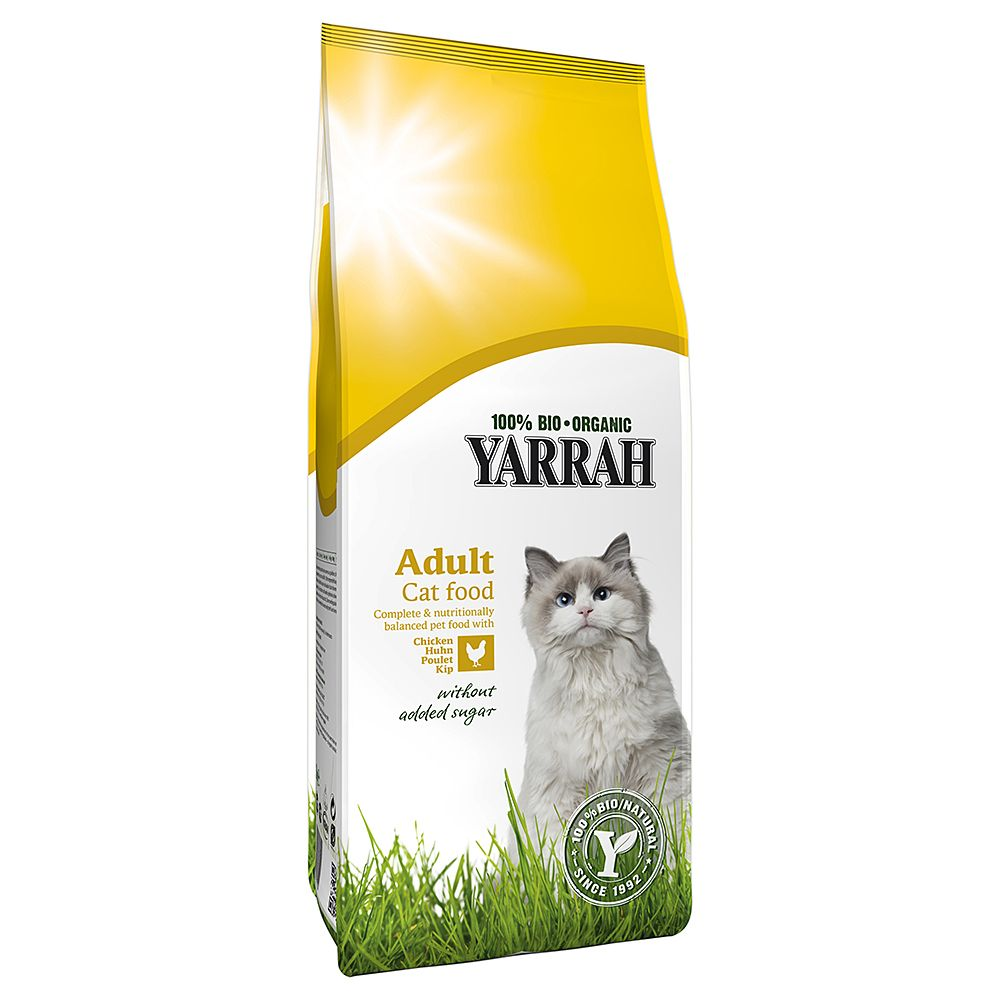 Yarrah Organic with Chicken - 10kg
