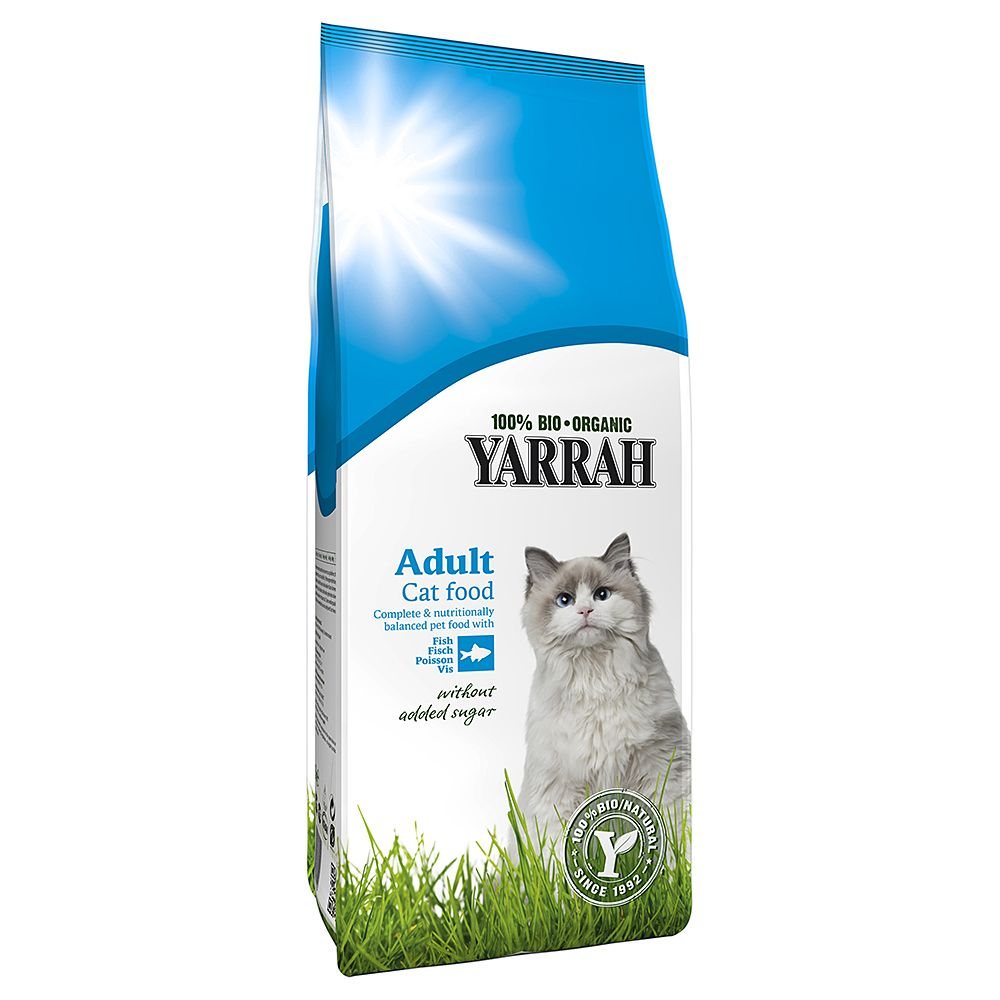 Yarrah Organic with Fish - 3kg