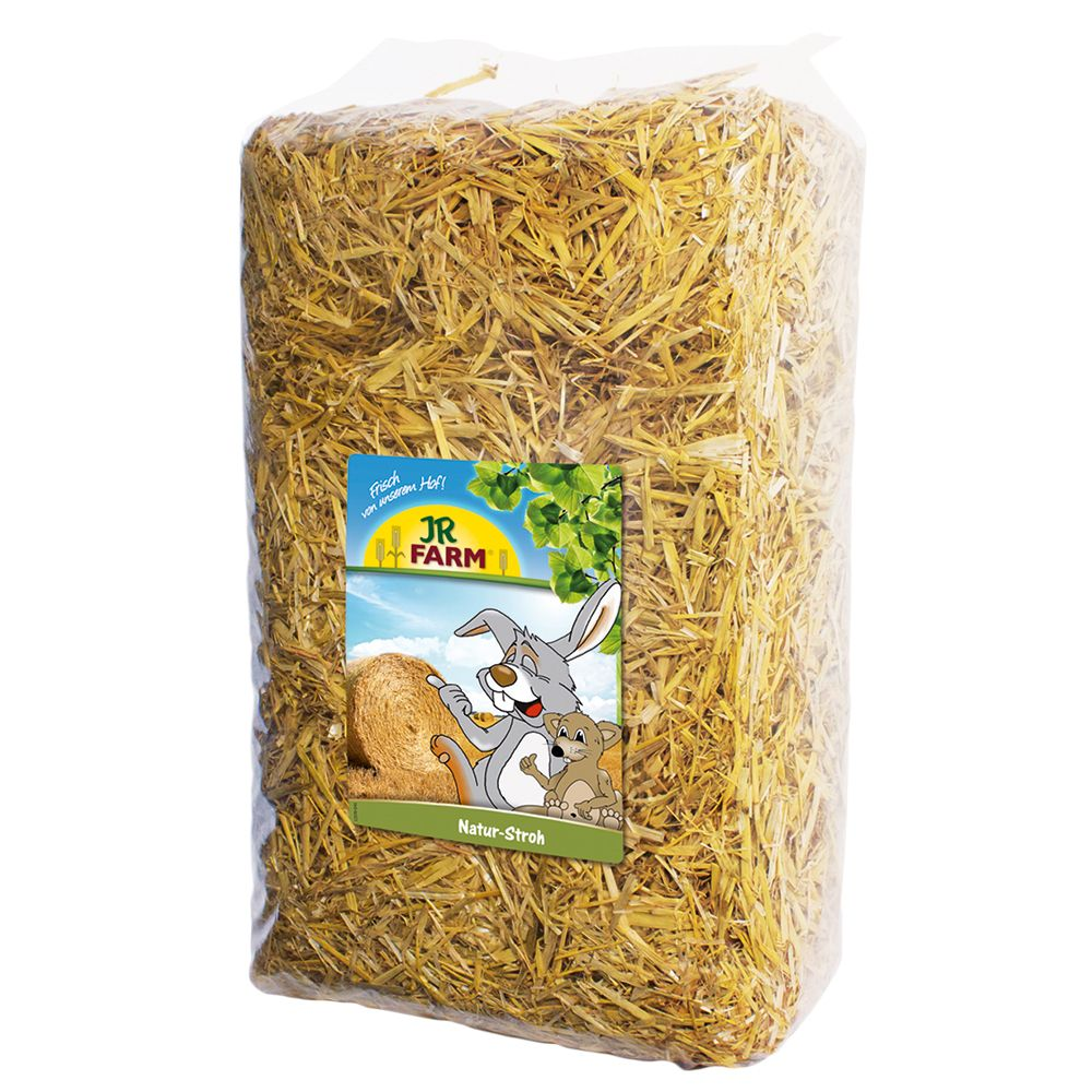 JR Farm Straw Bales - 10kg